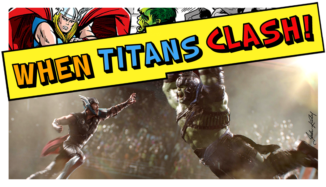 When Titans Clash! List