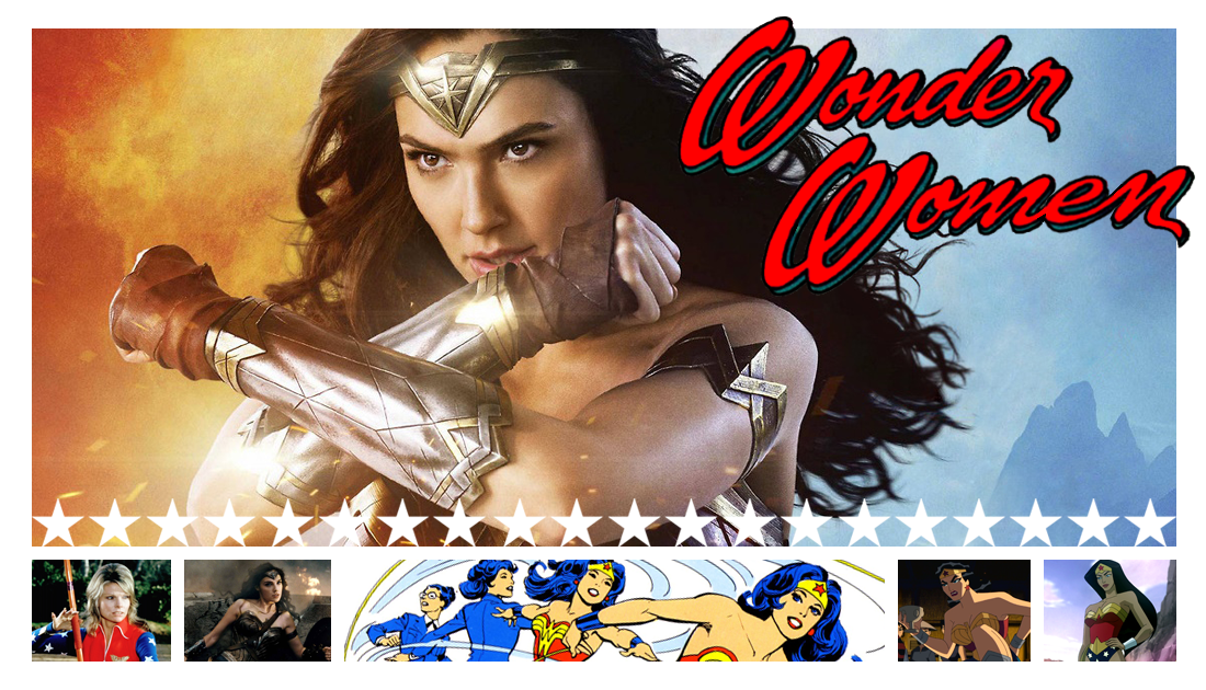Wonder Women List