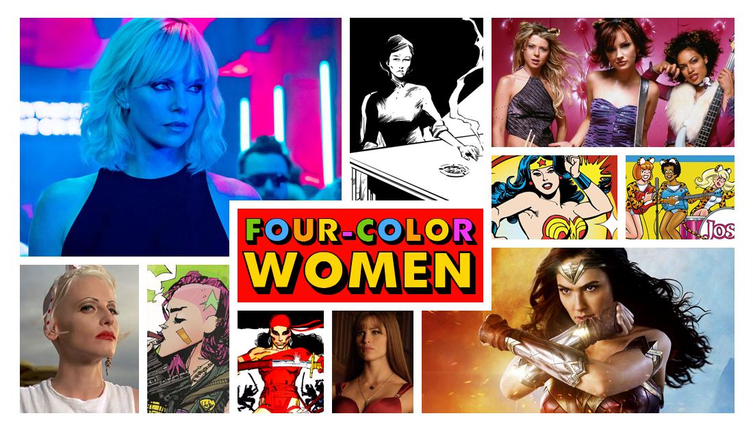 Four-Color Women List