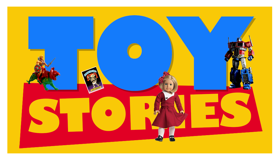 Toy Stories List
