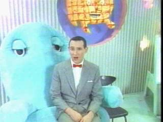 PEE-WEE'S PLAYHOUSE: PEE-WEE CATCHES A COLD