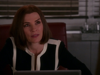 The Good Wife: Monday