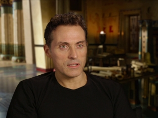Gods Of Egypt: Rufus Sewell On Creating The World Of The Film And Alex Proyas