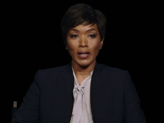 London Has Fallen: Angela Bassett On The Relationship Between 'Lynne' And 'Mike'