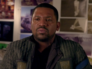 The Divergent Series: Allegiant: Mekhi Phifer On Working With The Cast