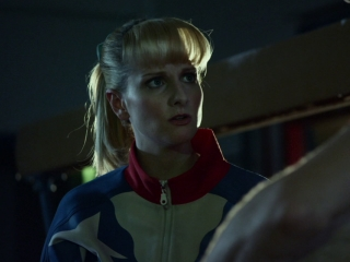The bronze melissa rauch acrobatic sex scene - 2 9