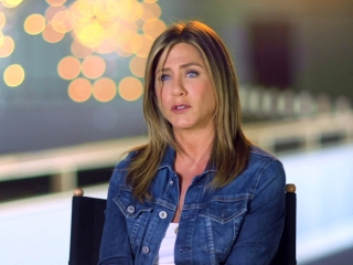 Mother's Day: Jennifer Aniston On Director Garry Marshall