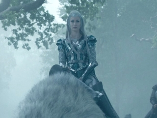 The Huntsman: Winter's War: Freya Tells Eric That Sara Has Betrayed Him