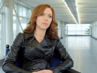 Captain America: Civil War: Scarlett Johansson On Her Character's Journey