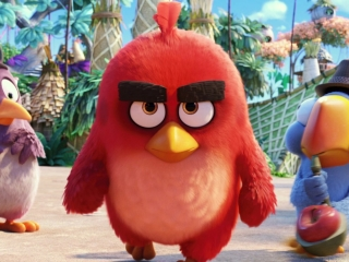 The Angry Birds Movie: Crossing Guard