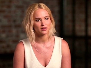 A Beautiful Planet: Jennifer Lawrence On Working On A Beautiful Planet