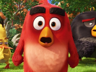 The Angry Birds Movie: Mighty Eagle Noises