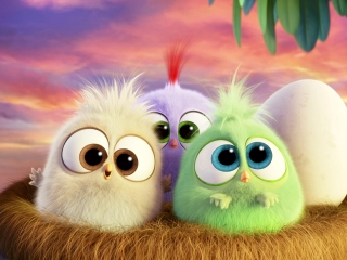 The Angry Birds Movie: Mother's Day Hatchlings