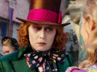 Alice Through The Looking Glass: Meet Young Hatter