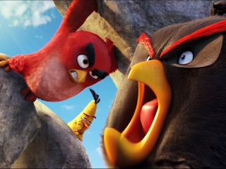 The Angry Birds Movie: Mighty Eagle Noises (UK)