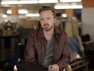 Central Intelligence: Aaron Paul On Dwayne Johnson And Kevin Hart