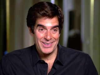 Now You See Me 2: David Copperfield On Relating To The Characters In The Film