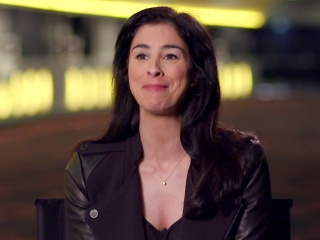Popstar: Never Stop Never Stopping: Sarah Silverman On Getting Involved In The Project