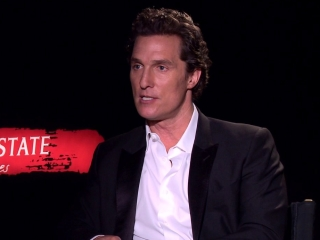 Free State Of Jones: Matthew Mcconaughey On The Decision To Do The Film