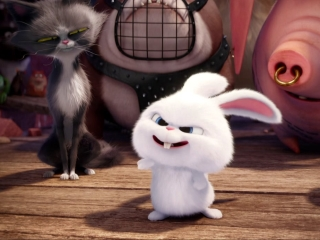The Secret Life Of Pets Snowball Has An Accident Mid