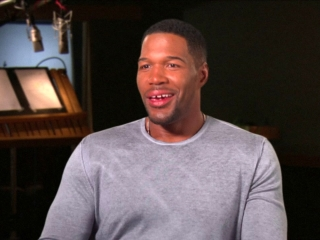 Ice Age: Collision Course: Michael Strahan On Teddy