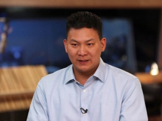 Ice Age: Collision Course: Galen Chu On The Herd As A Family