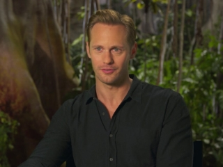 The Legend Of Tarzan: Alexander Skarsgard On Margo Robbie