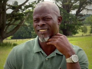 The Legend Of Tarzan: Djimon Hounsou On Shooting In London