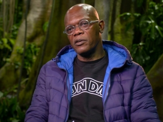 The Legend Of Tarzan: Samuel L. Jackson On The Scope Of The Film