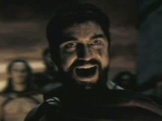 300 Scene: No Retreat No Surrender This Is Sparta