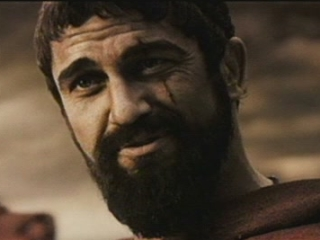 300 Scene: You Have A Story To Tell
