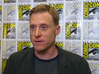 Powerless: Alan Tudyk at Comic-Con