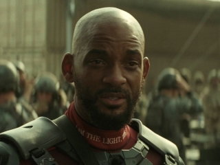 Suicide Squad: There's Your Pep Talk