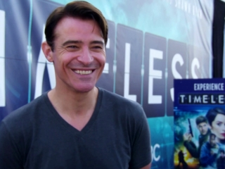 Timeless: Goran Visnjic On Whether His Character Is A Bad Guy