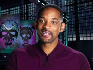 Suicide Squad: Will Smith On Character Development And What Makes A Bad Guy