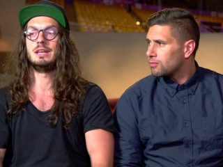 Hillsong: Let Hope Rise: Jonathon Douglass & Jadwin Gillies On Wanting To Come To Church