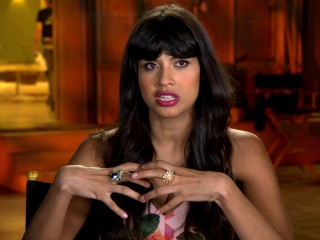 The Good Place: Jameela Jamil On Her Character