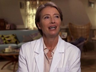 Bridget Jones's Baby: Emma Thompson On Where We Find Bridget At The Beginning Of The Film