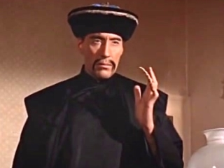 Image result for images of movie the face of fu manchu