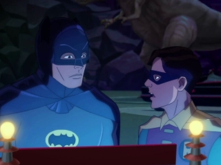Batman: Return Of The Caped Crusaders (Fathom Events Trailer