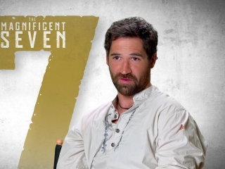 The Magnificent Seven: Manuel Garcia-Rulfo On His Character