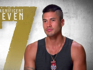 The Magnificent Seven: Martin Sensmeier On His Character