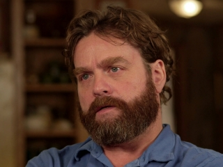 Masterminds: Zach Galifianakis On How He Describes This Film To His Friends