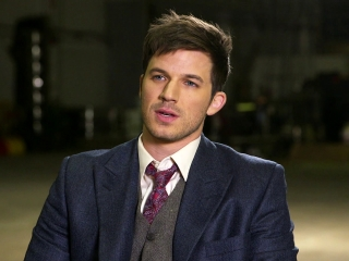 Timeless: Matt Lanter On The Premise Of The Show
