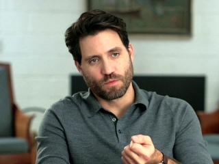 The Girl On The Train: Edgar Ramirez On Tate Taylor