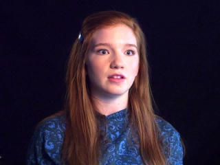 Ouija: Origin Of Evil: Annalise Basso On When Lina Knows Something Is Wrong With Doris