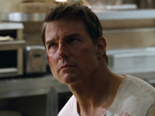 Jack Reacher: Never Go Back: Diner