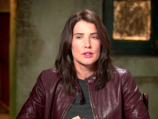 Jack Reacher: Never Go Back: Cobie Smulders Part 1