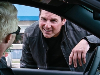 Jack Reacher: Never Go Back: I Don't Like Being Followed