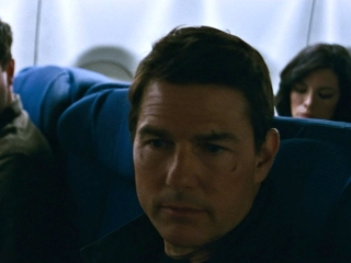 Jack Reacher: Never Go Back: Plane Fight